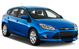 Rent Ford Focus Diesel