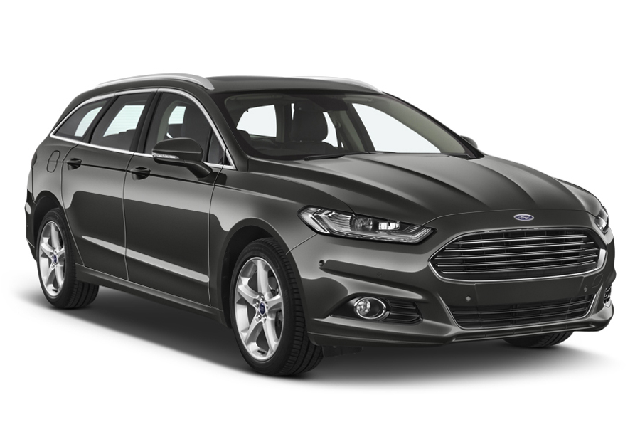 DOLLAR Car rental Geneva - Airport Standard car - Ford Focus Estate