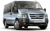 SIXT Car rental Haugesund Van car - Ford Tourneo