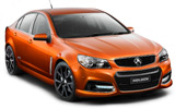 EUROPCAR Car rental Rotorua - Airport Fullsize car - Holden Commodore