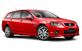 Rent Holden Commodore Estate