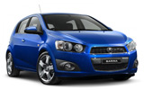 EUROPCAR Car rental Auckland - Downtown Economy car - Holden Spark