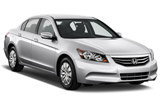 SIXT Car rental Dammam - Airport Standard car - Honda Accord