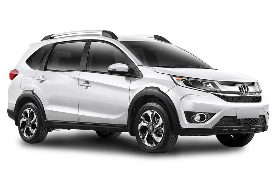 DOLLAR Car rental Nelspruit Airport Standard car - Honda BR-V