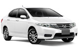 SIXT Car rental Muscat - Downtown Compact car - Honda City