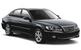HERTZ Car rental Cheonan City Standard car - Hyundai Grandeur