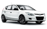 BUDGET Car rental Harstad Compact car - Hyundai i30