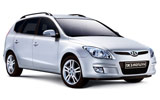 THRIFTY Car rental Budapest Airport - Terminal 2b Standard car - Hyundai i30 Estate
