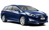 EUROPCAR Car rental Kilkenny - Railway Station Standard car - Hyundai i40 Estate