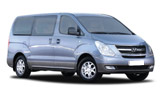 AVIS Car rental Napier - Airport Van car - Hyundai iMax