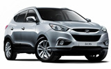FIRST Car rental Chamarel - Lakaz Chamarel Lodge Suv car - Hyundai iX35