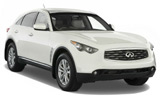 BLS Car rental Kiev - Zhuliany - International Airport Suv car - Infiniti FX