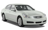 Infiniti car rental at Henderson Executive Air [HSH], Nevada, USA - Rental24H.com