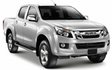 Rent Isuzu D-Max