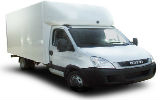 Rent Iveco Daily Cargo Van