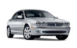 ALAMO Car rental Amsterdam - Airport - Schiphol Luxury car - Jaguar X-Type