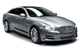 HERTZ Car rental Tel Aviv - Hotel Hilton Luxury car - Jaguar XF