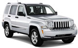PAYLESS Car rental Monterrey Suv car - Jeep Liberty