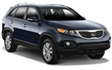 ACE Car rental Tampa - Airport Suv car - Kia Sorento