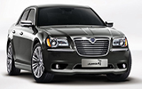 AUTOJET Car rental Sofia - Airport Fullsize car - Lancia Thema