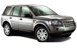 EUROPCAR Car rental Haarlem Suv car - Land Rover Freelander