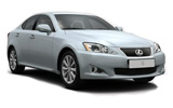 YOURRENT Car rental Poznan - Airport - Lawica Fullsize car - Lexus IS200