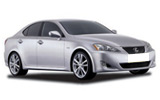 SIXT Car rental Seoul - Guro Luxury car - Lexus LS430