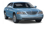Rent Lincoln Towncar