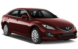 TIMES Car rental Kumagaya Station - South Exit Standard car - Mazda 6
