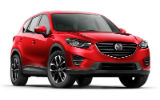 BUDGET Car rental Sunny Beach Suv car - Mazda CX-5