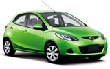 TIMES Car rental Nagoya - Downtown Economy car - Mazda Demio