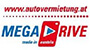 MegaDrive Car Rental at Budapest Airport - Terminal 2a BU2, Hungary - RENTAL24H