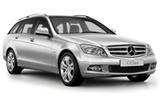 EUROPCAR Car rental Sicily - Catania Airport - Fontanarossa Standard car - Mercedes C Class Estate