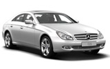 EUROPCAR Car rental Side Luxury car - Mercedes CLA