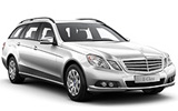 AVIS Car rental Lugano Downtown Standard car - Mercedes E Class Estate