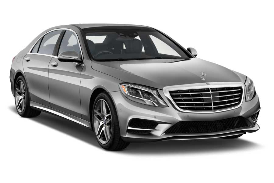 NOMADCAR Car rental Zurich - Airport Luxury car - Mercedes S Class AMG Line