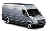 Rent Mercedes Sprinter