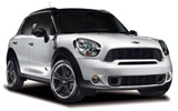 HERTZ Car rental Barcelona - Entença Mini car - Mini Countryman