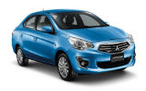 Rent Mitsubishi Attrage