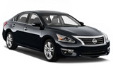 BUDGET Car rental Muscat - Downtown Standard car - Nissan Altima