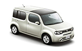TIMES MOBILTY Car rental Kasukabe Station Economy car - Nissan Cube