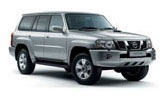 DOLLAR Car rental Durban - Airport - King Shaka Van car - Nissan Double Cab