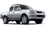 Rent Nissan Frontier DX