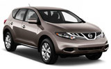 ALAMO Car rental Carretera Luperon - Downtown Suv car - Nissan Murano