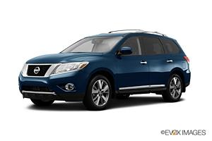 ROUTES Car rental Evanston - South Suv car - Nissan Pathfinder