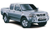 ALAMO Car rental Santo Domingo - Las Americas Intl. Airport Van car - Nissan Pickup