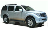 NU Car rental San Antonio Suv car - Nissan Terrano