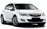 BUDGET Car rental Corfu - New Port Compact car - Opel Astra