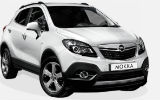 BUDGET Car rental Madrid - Airport Compact car - Opel Mokka