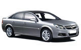 CAR RENT Car rental Sofia - Downtown Standard car - Opel Vectra